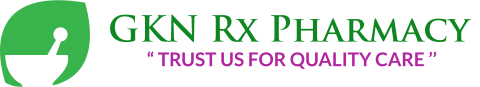 GKN Rx Pharmacy - logo